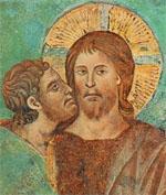 Judas, el traicionero