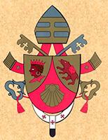 El simbolismo de la Concha de Santiago en el escudo de Benedicto XVI