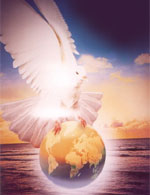 La paz necesita hombres �pac�ficos y pacificadores�