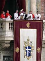 Dos a�os de pontificado de Benedicto XVI