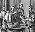 Los padres y el bautismo de los hijos