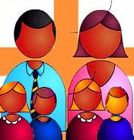 Una familia cat�lica