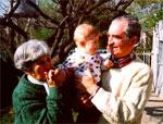 Carta a los abuelos de Jes�s: Ana y Joaqu�n