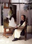 Madre Isabel Guerra, monja de clausura y extraordinaria pintora hiperrealista