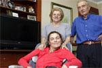 Una joven tetrapléjica: Agradezco a Dios