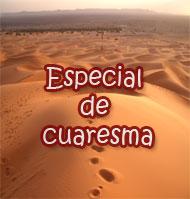 Especial de Cuaresma
