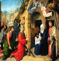 Fiesta de la Epifan�a o D�a de Reyes