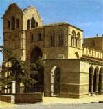 El santo de hoy...Vicente, Sabina y Cristeta, Santos  Basilica-de-san-vicente