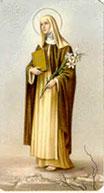 El santo de hoy...Catalina de Siena, Santa Catalina-de-siena