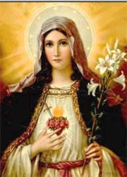 El Inmaculado Corazón de María