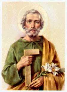 El santo de hoy...José Obrero, Santo Jose-obrero