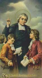 Juan Bautista de la Salle, Santo