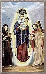 El santo de hoy...Nuestra Señora del Rosario de Chiquinquirá Nuestra-senora-del-rosario