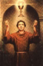Pascual Bailón, Santo