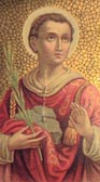 El santode hoy...Esteban, Santo Sanesteban