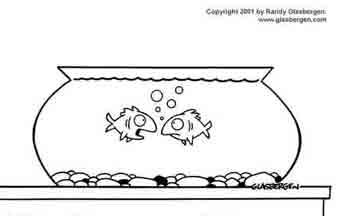 caricaturas de peces