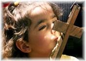 La  Cruz  en  el  pecho