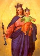 La piedad de María