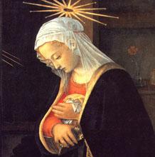 María, nueva Eva