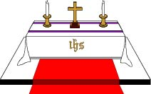 Ornamentos de la Misa