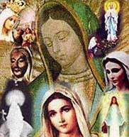 María, al pie de la Cruz