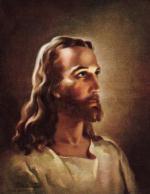 Jesucristo, hombre de una sola pieza