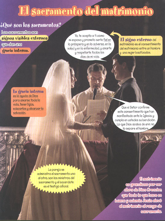 �Qu� es el matrimonio?