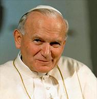 S.S. Beato Juan Pablo II (1978- 2005  )
