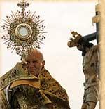 Reflexiones de la  Eucarist�a SS Juan Pablo II