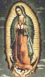 12 diciembre. Solemnidad de la Santísima Virgen de Guadalupe