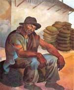 La fe del carbonero