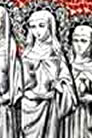 Aldetrudis, Santa