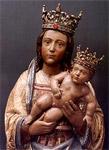 El santo de hoy...Nuestra Señora de la Almudena. Almudena1
