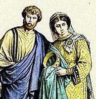 Aquila y Priscila (Prisca), Santos