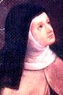 Bautista (Camila) Varano, Santa