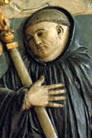 Benito de Aniane, Santo