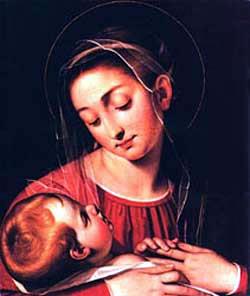El santo de hoy...Santísima Virgen de la Divina Providencia Divina_providencia