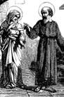 Julián, Basilisa y compañeros, Santos