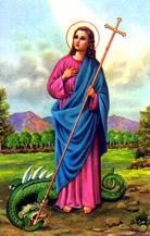 Marta de Betania, Santa