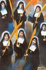 María Gabriela Hinojosa y 5 compañeras, Beatas