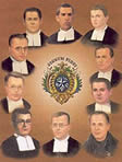 Cirilo Beltrán, Inocencio de la Inmaculada y 8 compañeros; Santos