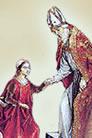 Presentaci�n de la Virgen Mar�a