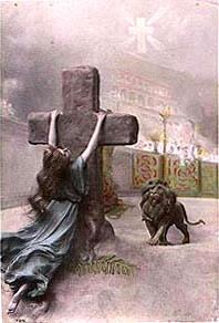 Primeros Mártires de la Santa Iglesia Romana, Santos