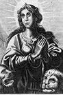 Prisca de Roma, Santa