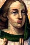 Tecla (Tigris) de Maurienne, Santa