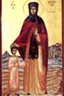 Teodora de Alejandría, Santa
