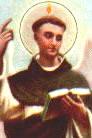 El santo de hoy...Vicente Ferrer, Santo Vicente_ferrer