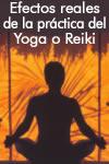 Efectos reales de la pr�ctica del Yoga o Reiki
