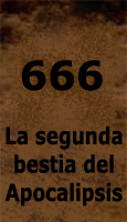 666 - La segunda bestia del Apocalipsis