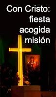 Con Cristo, acogida, fiesta y misión